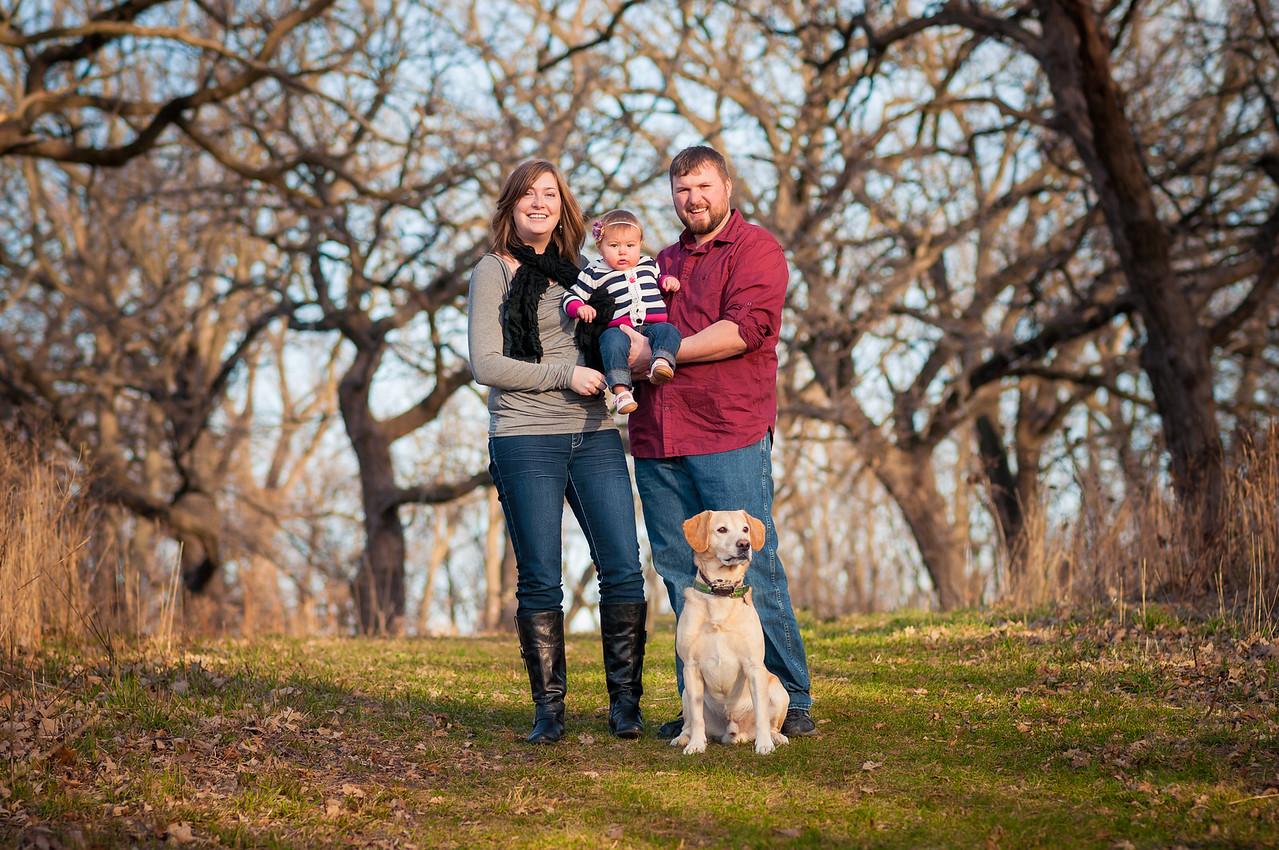 Hagensick-Strandlie Family