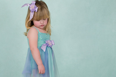 {Dani - Little Dancer} Children's Session | Teri Walizer Photography
