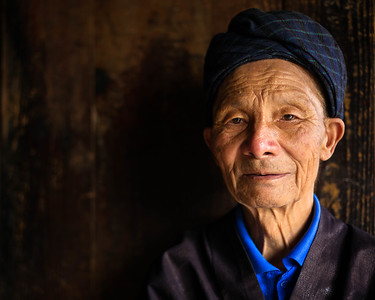 The Miao Elder (Guizhou, China 2016)