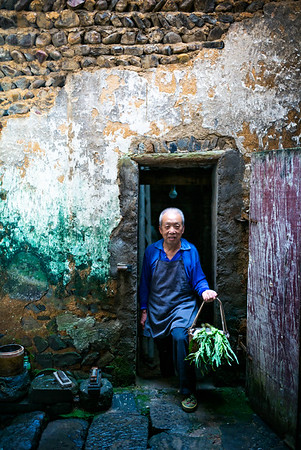 The farmer from Daxu (Guangxi, China 2016)