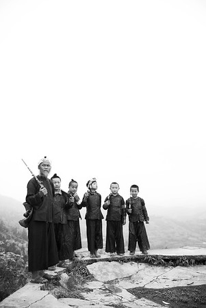 The Last Gunmen of Basha (Guizhou, China 2016)