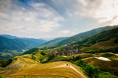 The Longji Rice Terraces (Guangxi, China 2016)