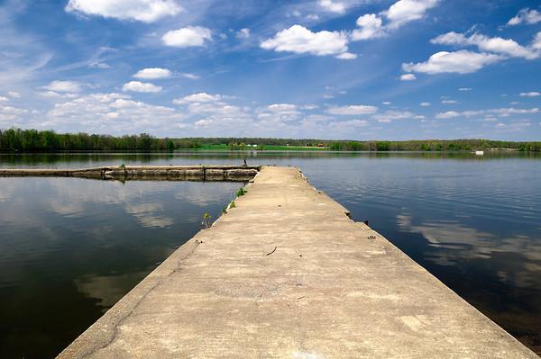 Pier - Chippewa Lake Park
