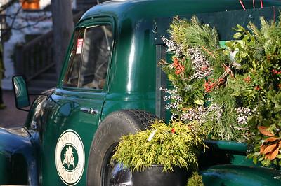Christmas Stroll - Nantucket