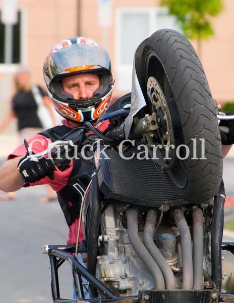 31 Stunt Rider Portraits ,  Motorcycles