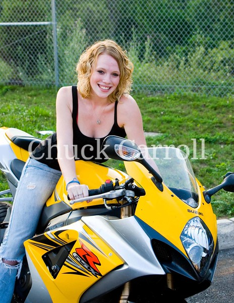 19 Portraits ,  Motorcycles