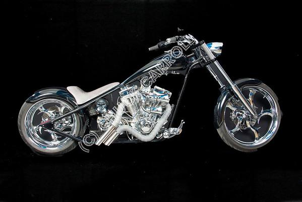 Bike Portraits - Florida Motorcycle Bike Builders Expo - January 28, 2011  - Quaker Steak & Lube Clearwater Florida