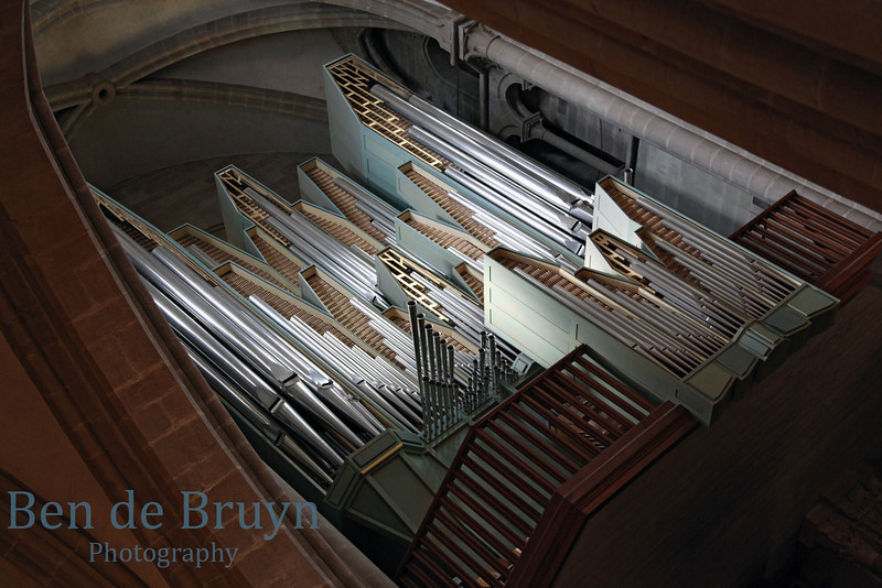 St. Pierre Cathedral organ