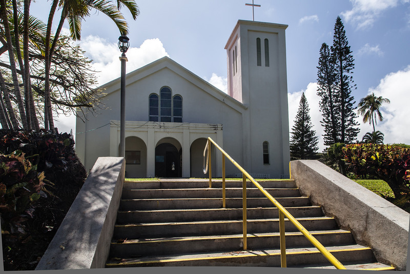 St. Mary's Catholic Church, Hana, Maui