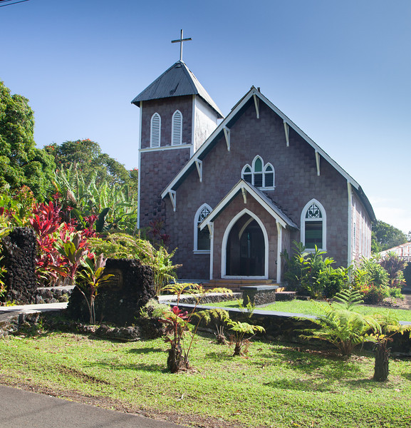 St. Gabriel's Mission, East Coast of Maui