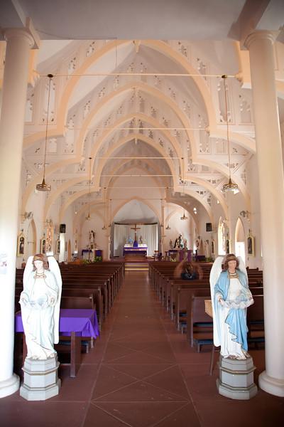 Holy Rosary Catholic Church, Paia, Maui.