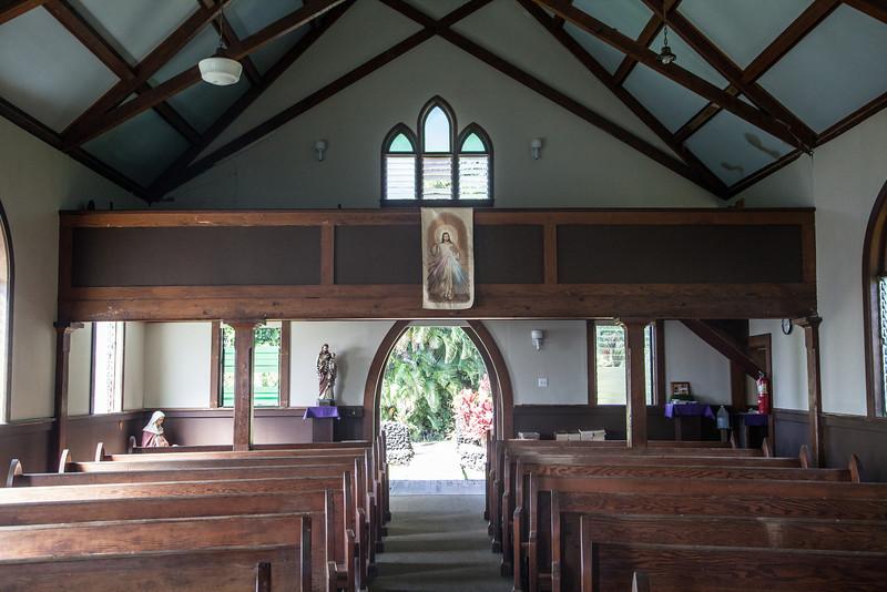 St. Gabriel's Mission, East Coast of Maui