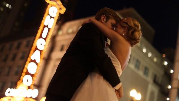 Kaylin + John Wedding Feature Film @ Chicago Cultural Center