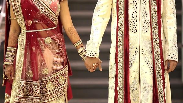 Prapti + Harsh Wedding Feature Film @ Rosemont Convention Center