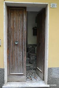 Open Door 21, Rio Maggiore, Cinque Terre, Italy