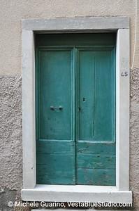 Green Door, Manarola, Cinque Terre, Italy