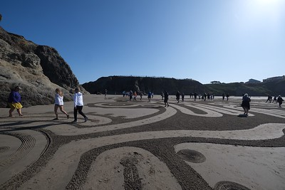 Circles In the Sand