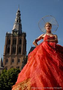 Victorine Pasman - Under her skirt - Festival Boulevard 2007