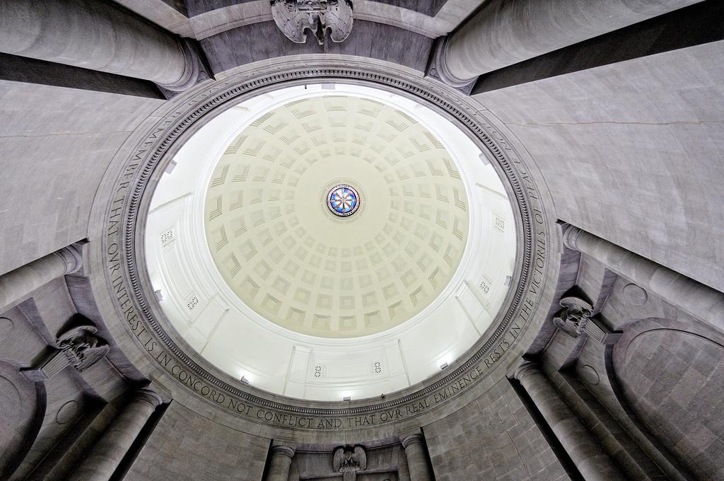 William McKinley National Memorial in Canton, Ohio