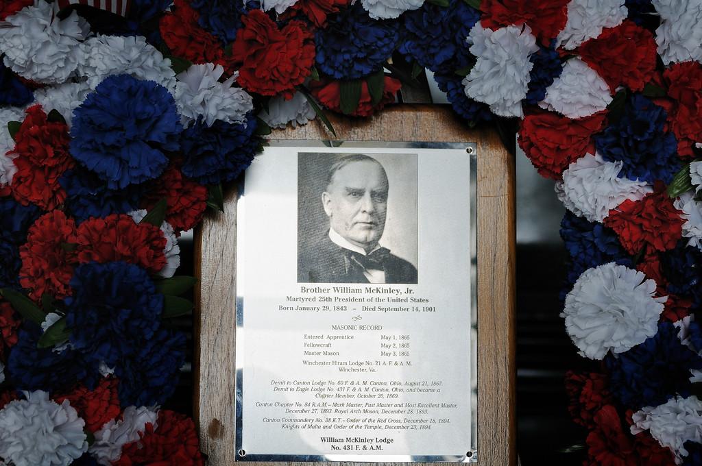 McKinley National Memorial