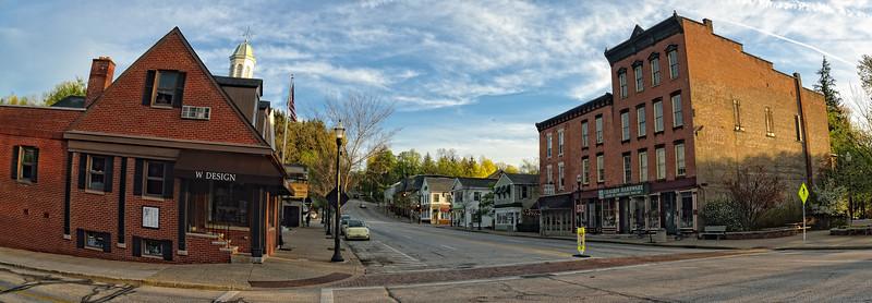 Chagrin Falls Street Scene