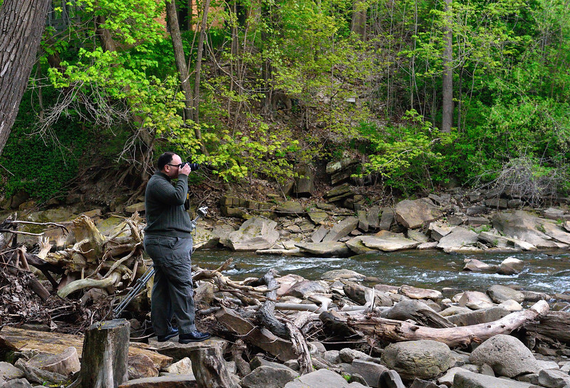 Photographer in Chagrin Falls