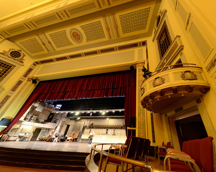 Cleveland Masonic Auditorium