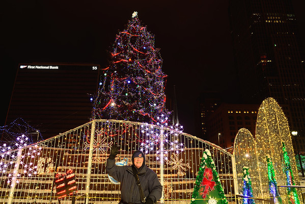 Merry Christmas From Cleveland, Ohio