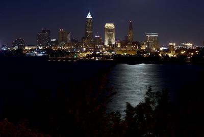 Cleveland Skyline - October 2006