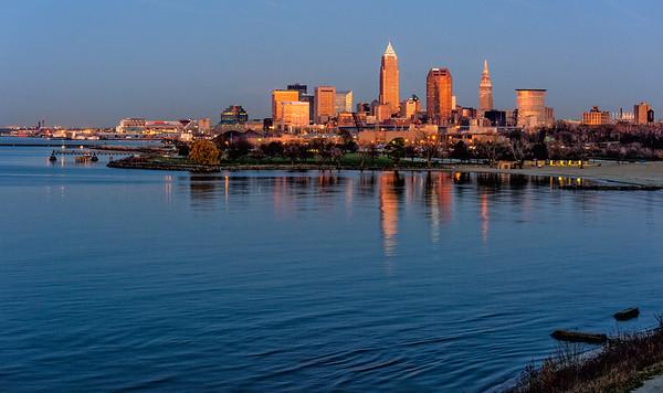 Cleveland Sunset #2