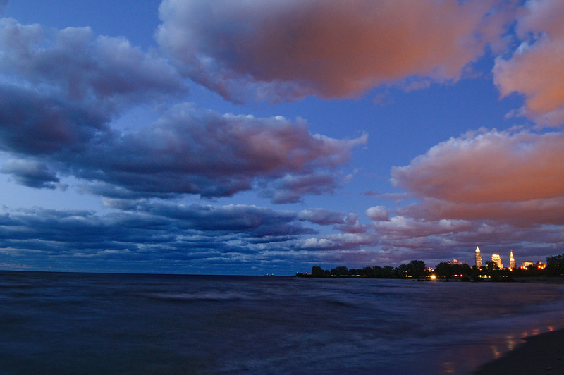 Cleveland Sunset