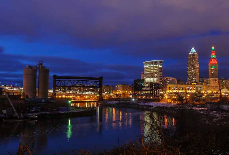 A December Night in Cleveland