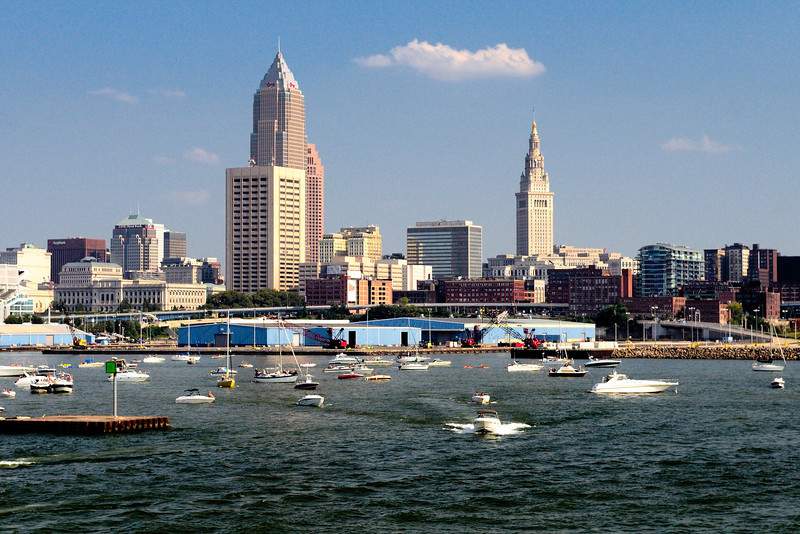 Beautiful Cleveland, Ohio