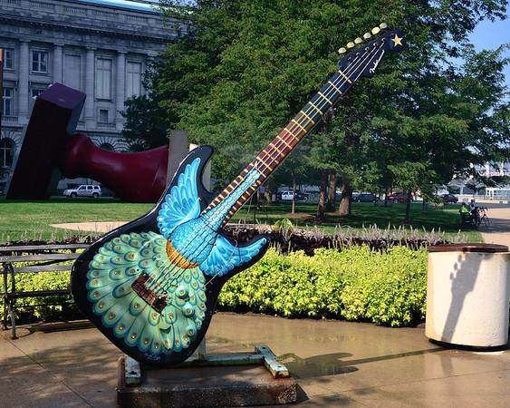Guitar - Cleveland, Ohio