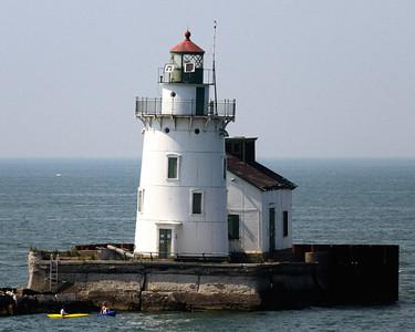 Cleveland Lighthouse - Cleveland, Ohio