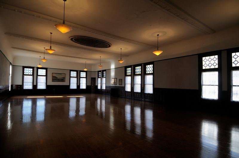 Gray's Armory Ballroom