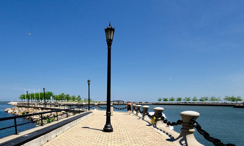 Cleveland's North Coast Harbor