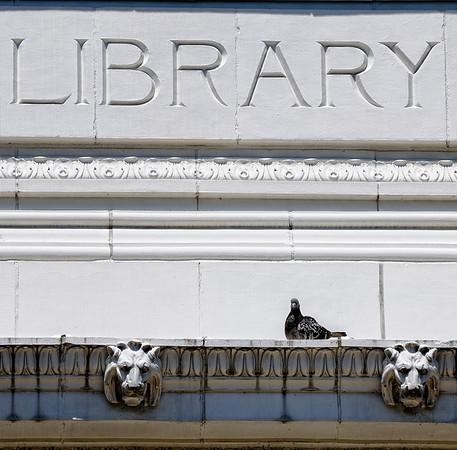 The Carnegie Library - Ohio City - Cleveland, Ohio