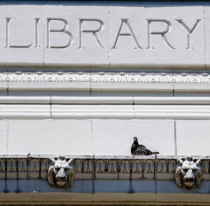 The Carnegie Library - Ohio City - Cleveland, Ohio