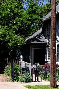 The Ohio City Neighborhood in Cleveland, Ohio