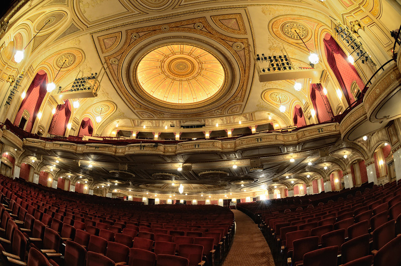 Palace Theater - Playhouse Square - Cleveland, Ohio