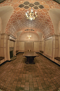 Men's Room - Palace Theater - Playhouse Square - Cleveland, Ohio