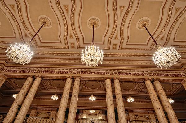 Palace Theater Lobby - Playhouse Square - Cleveland, Ohio