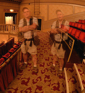 Ghosts at The State Theater - Playhouse Square - Cleveland Ohio