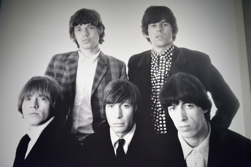 Rolling Stones - Rock and Roll Hall of Fame
