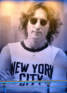 John Lennon - Rock and Roll Hall of Fame
