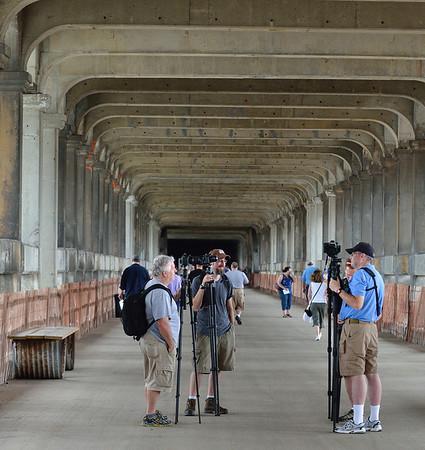 Veterans Memorial Bridge and Wendy Park