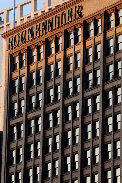 Rockefeller Building, Cleveland Ohio