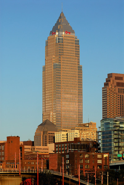 Key Bank Building - Cleveland, Oh