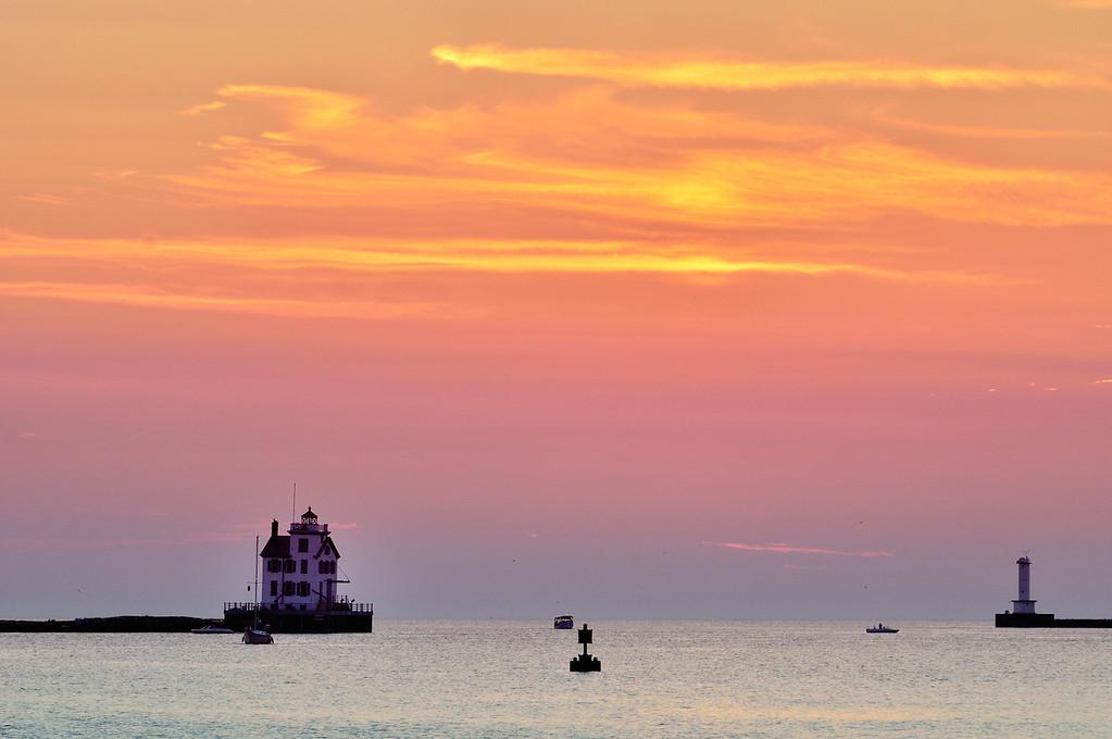 Lorain Lighthouse